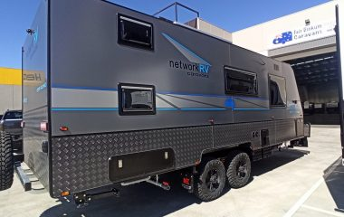 Network RV 22′ Family Bunk Off-Road  2021