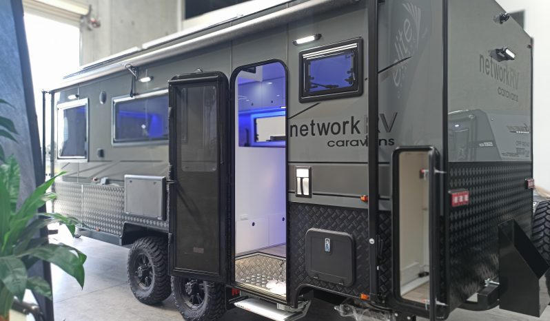 NetworkRV 22′ Rear Door Off-Road 2021 full