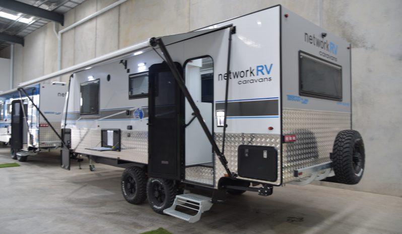Network RV 21'6 Rear Club Offroad 2021 full