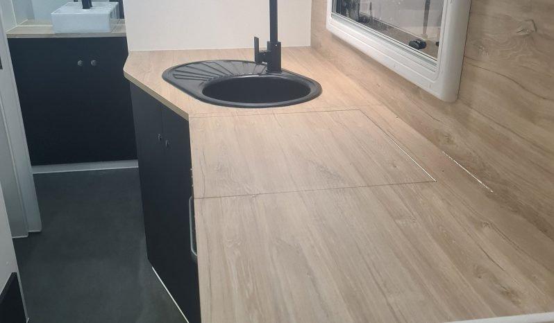 Network RV 2021 19'6 Angle Kitchen Terrain Tuff Off-Road full