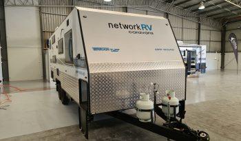 Network RV 2021 24'4″ Terrain Tuff Off Road Bunk Van full