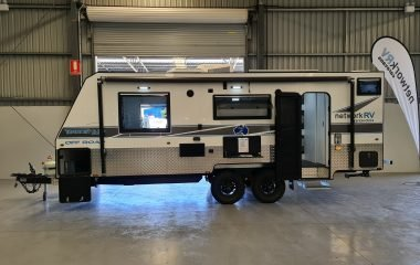 Network RV 2021 Family Bunk 22′ Off-Road