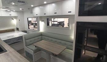 Network RV 19'6 RD Reverse Kitchen L-Shape Lounge full