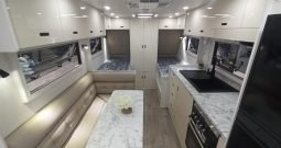 Network RV 17'6 SINGLE BEDS