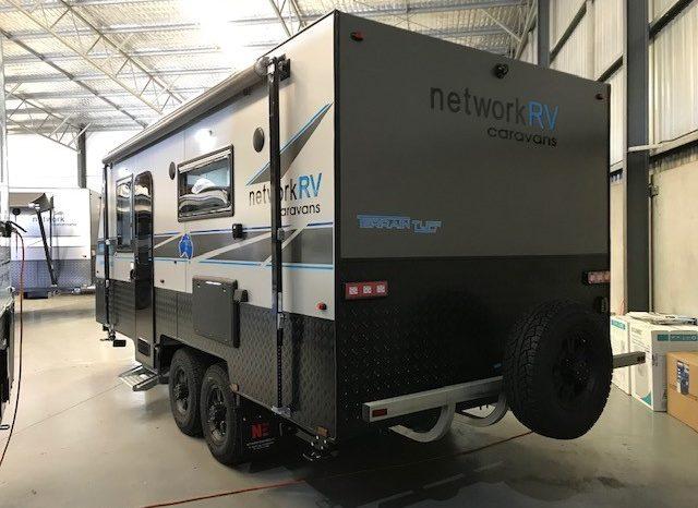 Network RV Terrain Tuff 18'6″Semi Off-Road full